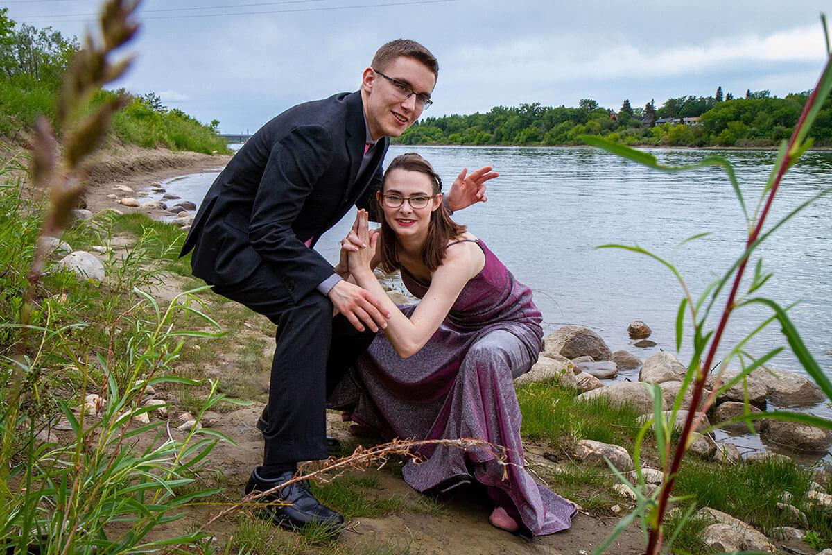 Graduation Portraits Saskatoon Roses and Scars Photography Male Graduate (4)