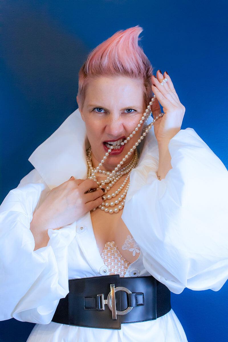Saskatoon Boudoir Photographer Roses and Scars Photography Middle Age Woman (7)