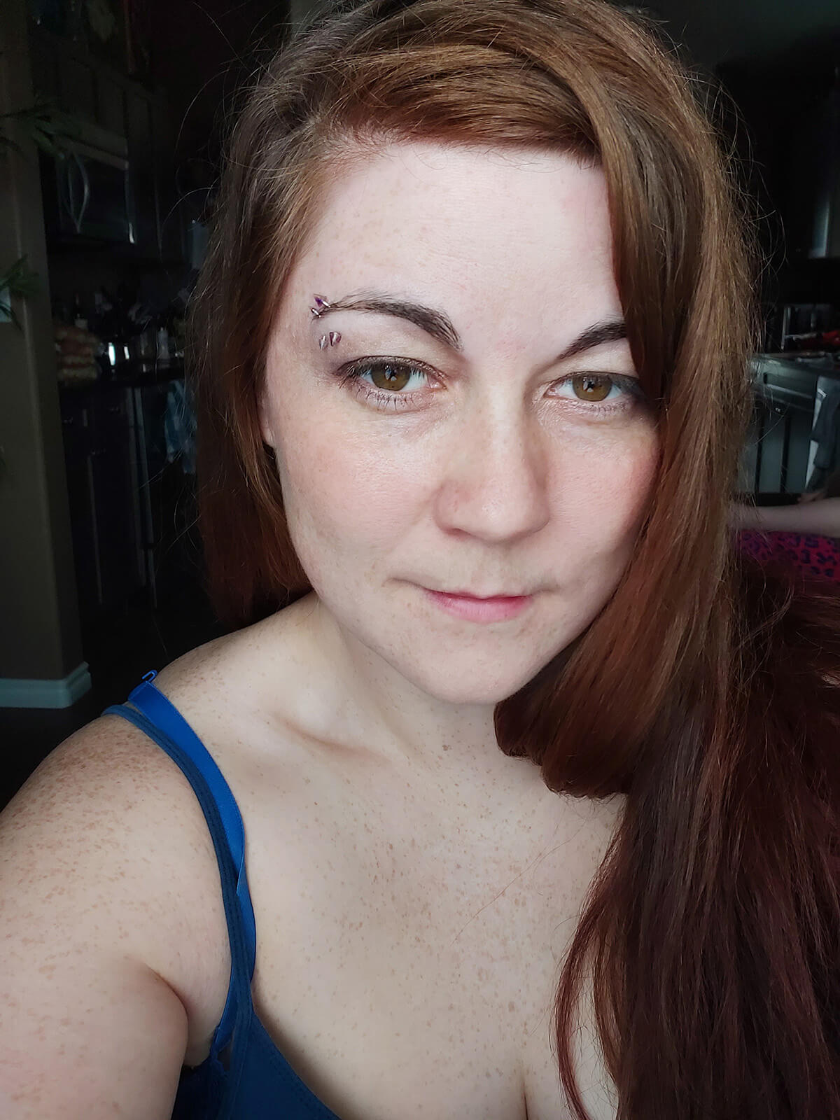 Saskatoon Photographer Better Selfies Light Tutorial Scrim Window Light