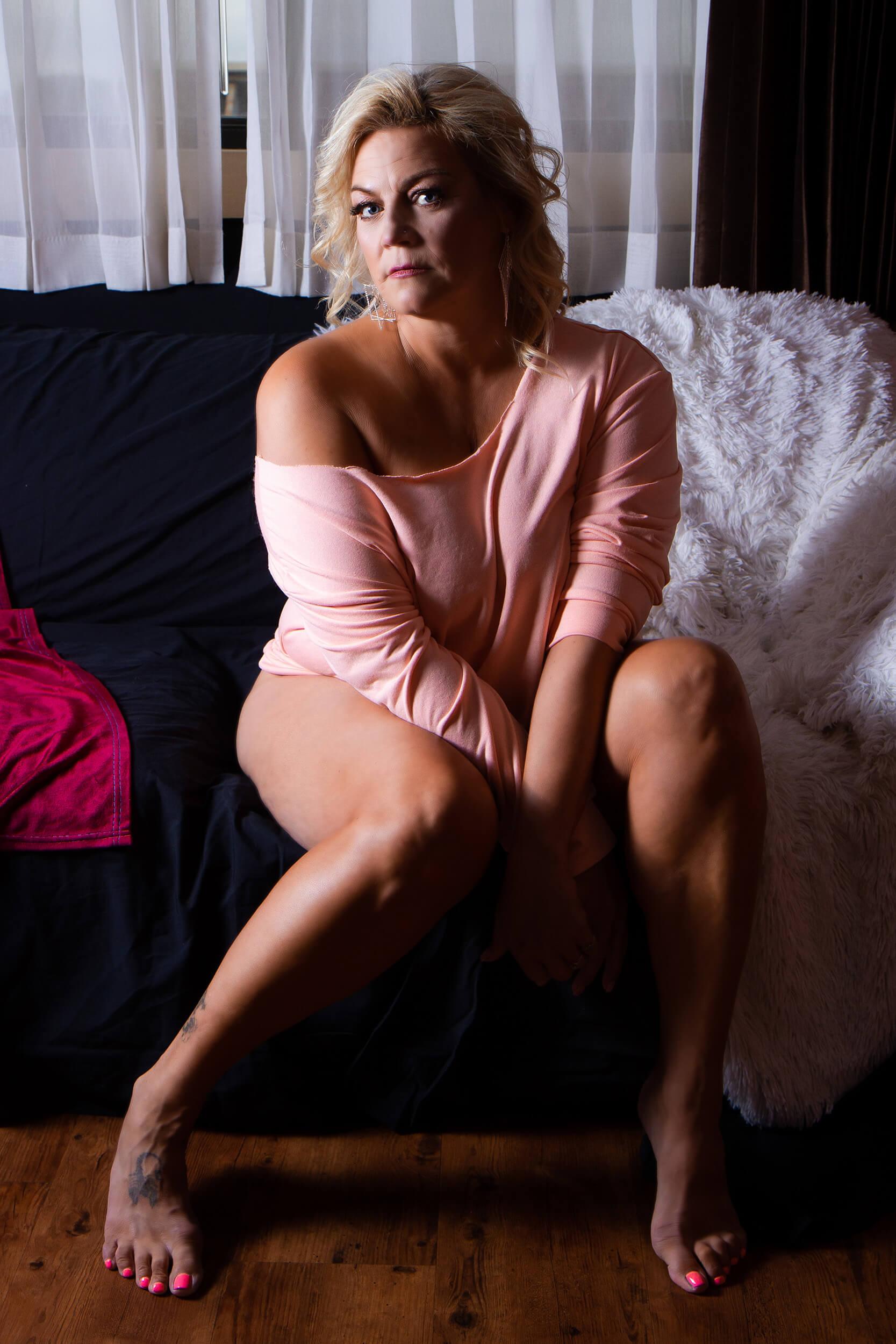 Roses and Scars Photography Boudoir Photographer Saskatoon Photographer Breast Cancer Survivor