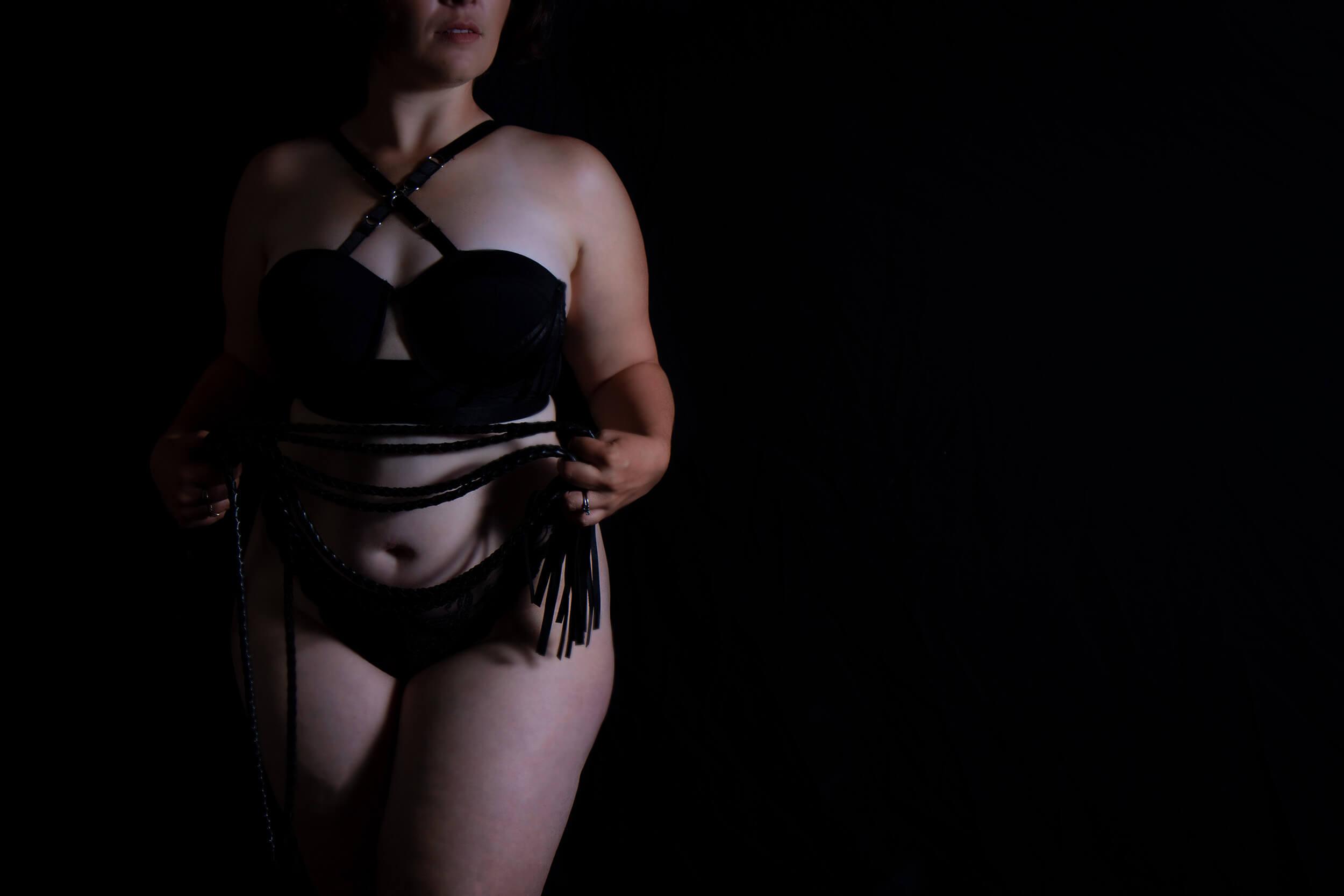 Saskatoon Boudoir Photographer Roses and Scars Photography